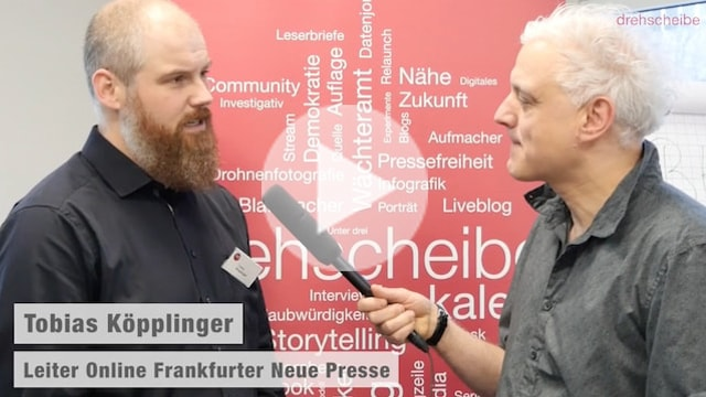 Tobias Köpplinger im Interview
