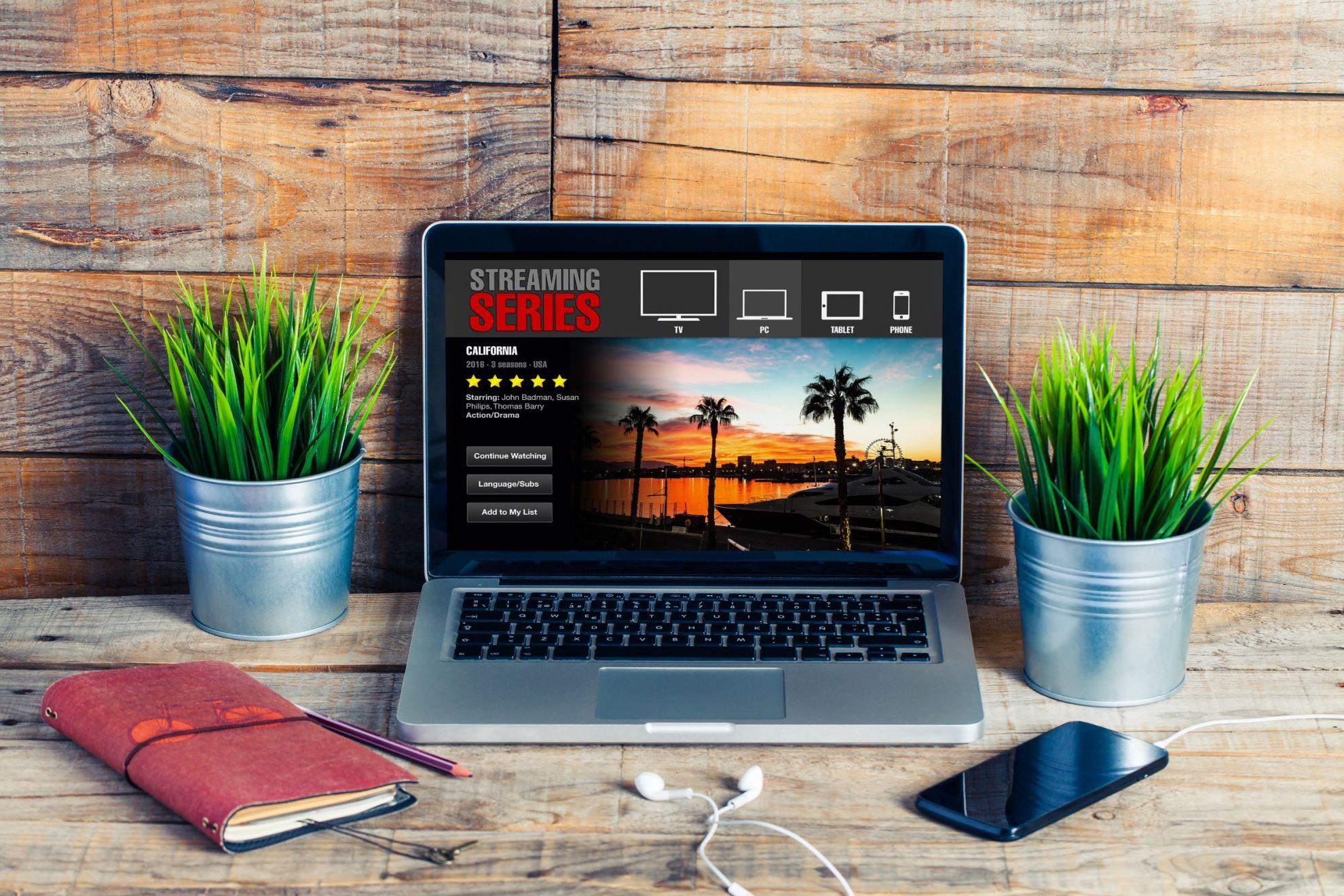 Online-Videodienst Netflix boomt weiter - drehscheibe