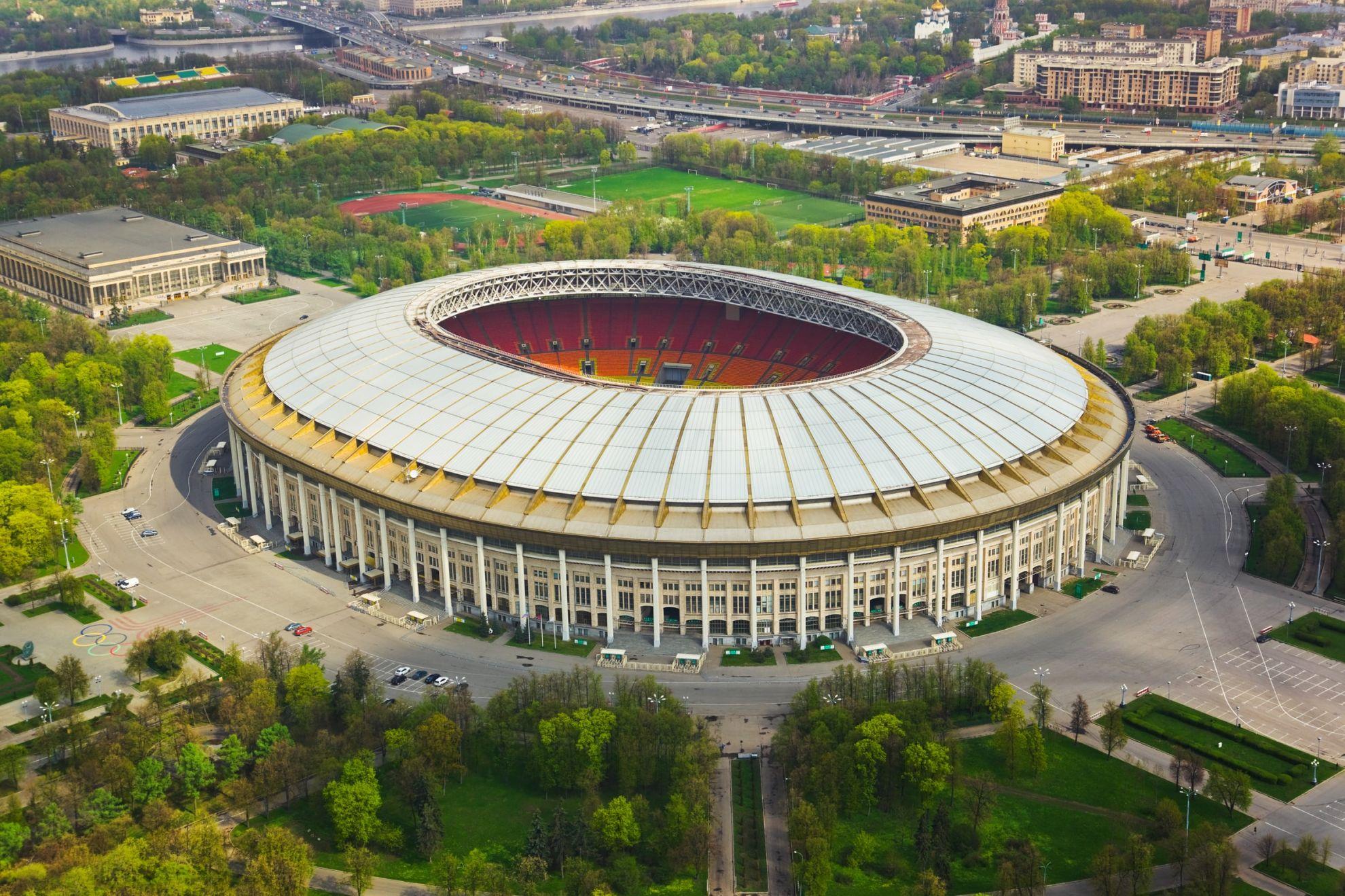 Wm Stadion Moskau