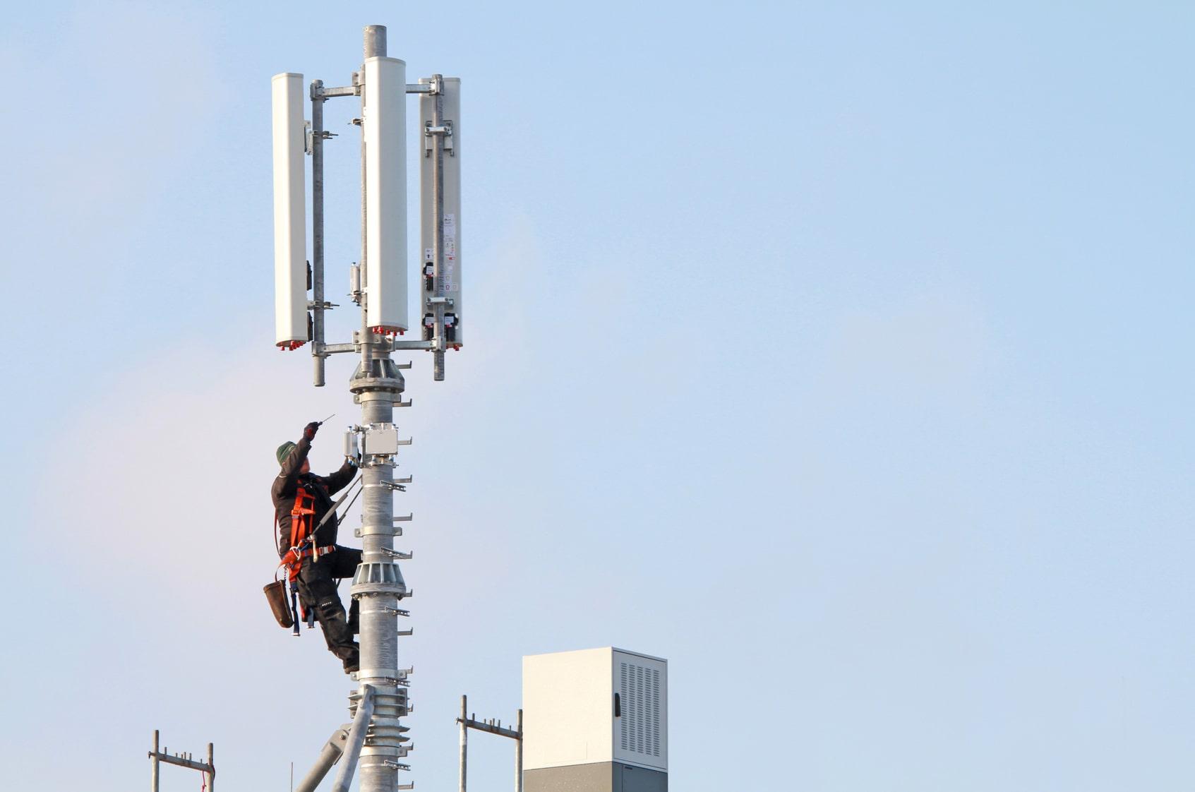 Lte Masten Karte.Mobilfunkanbieter Kommen Beim Netzausbau Voran Drehscheibe