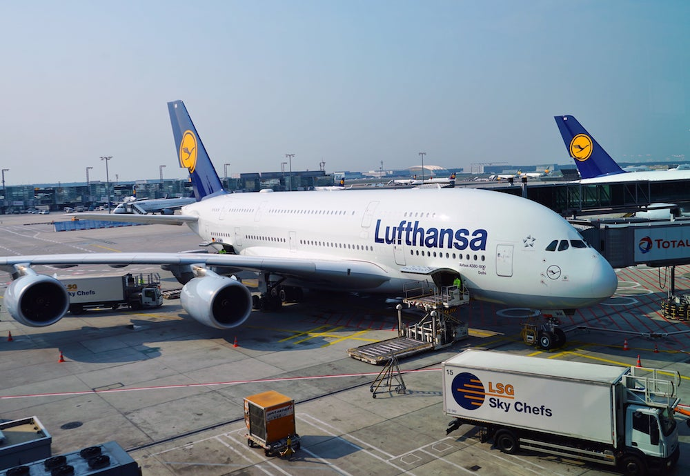 Flüge Lufthansa Heute