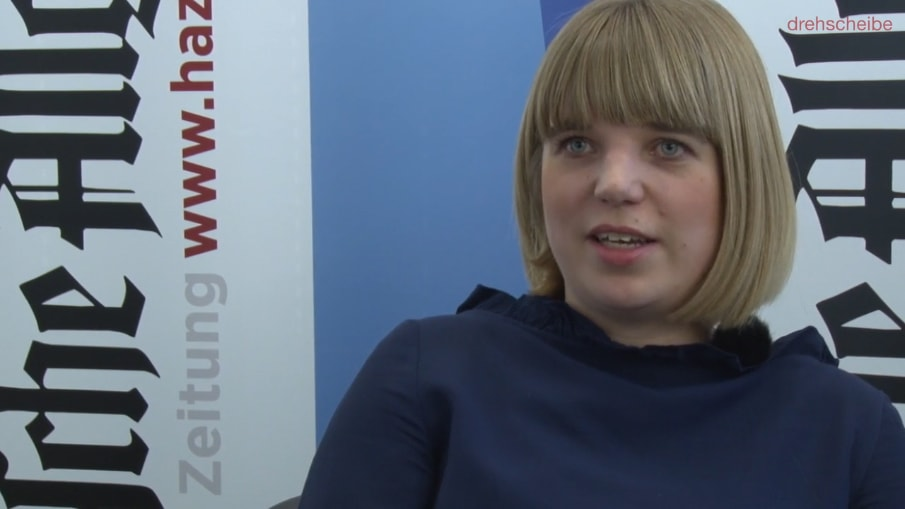 Hannah Suppa im Interview